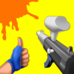 Paintball Shoot 3D – Knock Them All  2.2.1 (MOD Unlimited Money)