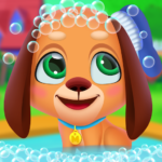 Puppy care guide games for girls 8.0 (MOD Unlimited Money)