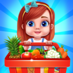 Supermarket Manager – Shopping Mall for Girls 1.1 (MOD Unlimited Money)