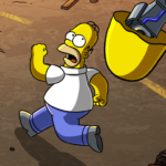 The Simpsons™: Tapped Out  4.51.5 (MOD Unlimited Money)