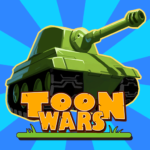 Toon Wars Awesome PvP Tank Games  3.62.5 (MOD Unlimited Money)