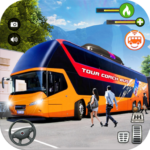 Tourist Coach Highway Driving 1.0.6 (MOD Unlimited Money)