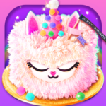 Unicorn Chef: Baking! Cooking Games for Girls  2.0 (MOD Unlimited Money)