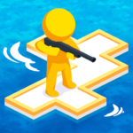War of Rafts Crazy Sea Battle  0.15.0.5 (MOD Unlimited Money)