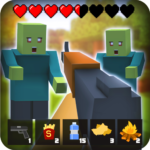 Zombie Craft Survival 3D: Free Shooting Game 40 (MOD Unlimited Money)