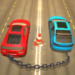 Chained Car Racing Games 3D 3.0 (MOD Unlimited Money)