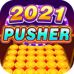 Coins Pusher Lucky Slots Dozer Arcade Game  1.1.9 (MOD Unlimited Money)