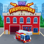 Idle Firefighter Tycoon – Fire Emergency Manager  1.18 (MOD Unlimited Money)