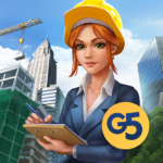 Mayor Match: Town Building Tycoon & Match-3 Puzzle 1.1.102 (MOD Unlimited Money)