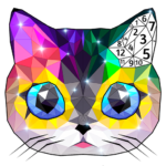 Polyart Coloring by Numbers 3.1 (MOD Unlimited Money)
