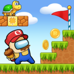 Super Bobby's World – Free Run Game 1.23 (MOD Unlimited Money)