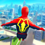 Super Heroes Fly: Sky Dance – Running Game 0.9 (MOD Unlimited Money)