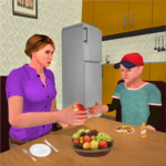 Virtual Mom Simulator: Step Mother Family Life 1.07 (MOD Unlimited Money)