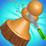 Wood Cutter – Wood Carving Simulator 0.8 (MOD Unlimited Money)