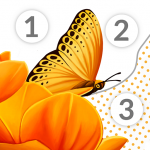 April Coloring Paint by Number game  2.69.0 (MOD Unlimited Money)
