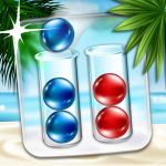 Ballscapes: Ball Sort Puzzle & Color Sorting Games  (MOD Unlimited Money)