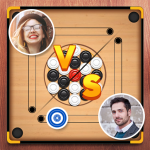 Carrom board game – Carrom online multiplayer  (MOD Unlimited Money)