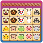 Connect animal classic puzzle 2.0 (MOD Unlimited Money)
