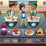 Cooking Cafe Food Chef  7.7 (MOD Unlimited Money)