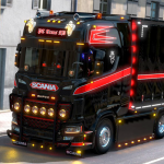 Euro Truck Driving Simulator 3D – Free Game  (MOD Unlimited Money)