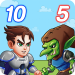 Hero Tower Wars – Math Puzzle  2.2 (MOD Unlimited Money)