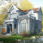 Houses Jigsaw Puzzles  2.10.9 (MOD Unlimited Money)