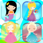 Memory matching games 2-6 year old games for girls  (MOD Unlimited Money)