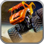 Monster Truck trials off-road Drive Free Game 2020  (MOD Unlimited Money)