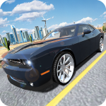 Muscle Car Challenger  (MOD Unlimited Money)