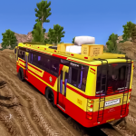 Offroad Coach Simulator : Offroad Bus Games 2021  (MOD Unlimited Money)