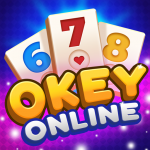 Okey Online – Real Players & Tournament  (MOD Unlimited Money)