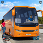 Real Bus Simulator Driving Games New Free 2021  2.1 (MOD Unlimited Money)