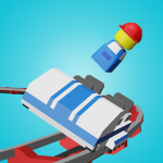 Roller Coaster 2  or Android (MOD Unlimited Money)
