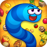 Snake Zone .io – New Worms & Slither Game For Free  1.4.0 (MOD Unlimited Money)