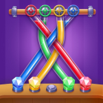 Tangle Fun – Can you untie all knots?  2.2.1 (MOD Unlimited Money)