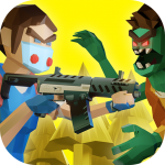 Two Guys & Zombies 3D: Online game with friends  0.30 (MOD Unlimited Money)