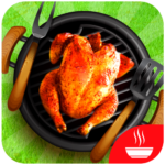 Barbecue charcoal grill – Best BBQ grilling ever  1.0.5 (MOD Unlimited Money)