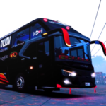 Bus Simulator Double Decker Indonesia : Livery Bus  (MOD Unlimited Money)