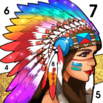 Color by Number – Happy Paint  2.6.8 (MOD Unlimited Money)