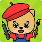 Coloring and drawing for kids  (MOD Unlimited Money)