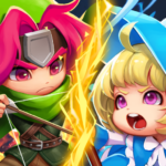 Duel Summoners – Puzzle & Tactic  (MOD Unlimited Money)
