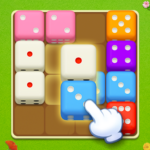 Greedy Dice Dom Merge Puzzle Games  2.6 (MOD Unlimited Money)