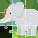 Kids Puzzles Games FREE  (MOD Unlimited Money)