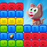 Pet Rescue Mission – Blast Toy Cubes and Save Pets  (MOD Unlimited Money)