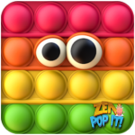 Pop It Antistress Relaxing Game  1.2.2 (MOD Unlimited Money)
