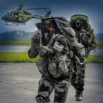 Real Commando Shooting Mission – New Games 2021  (MOD Unlimited Money)